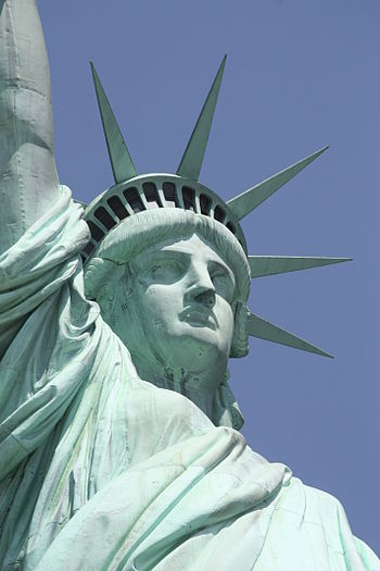Statue of Liberty by Sarah Ewart.JPG