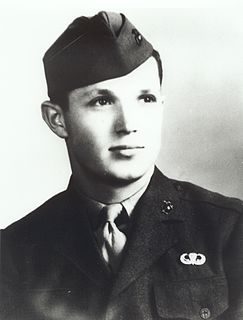 United States Marine Corps Medal of Honor recipient