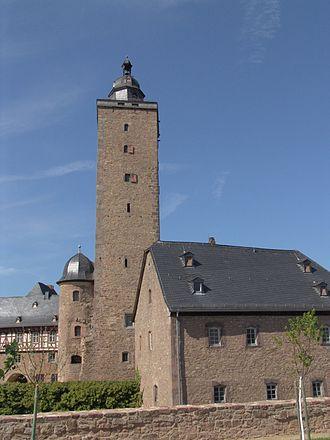 Steinau an der Straße - Schloss Steinau