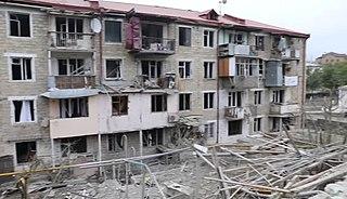 2020 bombardment of Stepanakert