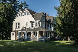 Stephen T. Birdsall House United States historic place