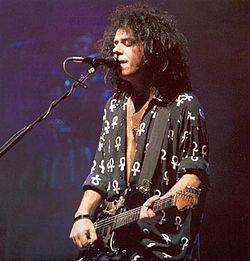 Steve Lukather Past to present tour 1990.jpg