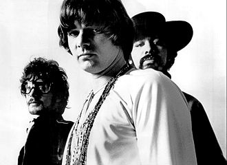 Steve Miller (musician) - Miller (center) with the Steve Miller Band in 1969.