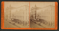 Stevenson Block and Nevada Bank, Montgomery Street, S.F, from Robert N. Dennis collection of stereoscopic views.png