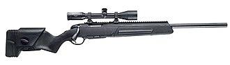 Steyr Scout - The Steyr Elite in 7.62 NATO