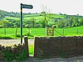 Stile and gate - geograph.org.uk - 439112.jpg