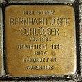 Stolperstein Ahaus Wallstraße 3 Bernhard Josef Schlösser.jpg