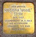 Stolpersteine Gouda Krugerlaan109 (detail 2).jpg