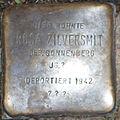 Stolpersteine in Soest Grandweg15 Rosa Zilversmit.jpg