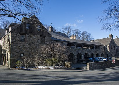 How to get to Stone Barns Center for Food and Agriculture with public transit - About the place