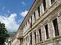 Stone Facade in Town Center - Delvina - Albania (40539059220).jpg