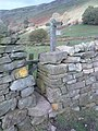 Stone Stile and Signpost - geograph.org.uk - 1030196.jpg