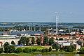 Stralsund, Blick von der Marienkirche (2013-07-07-), by Klugschnacker in Wikipedia (25).JPG