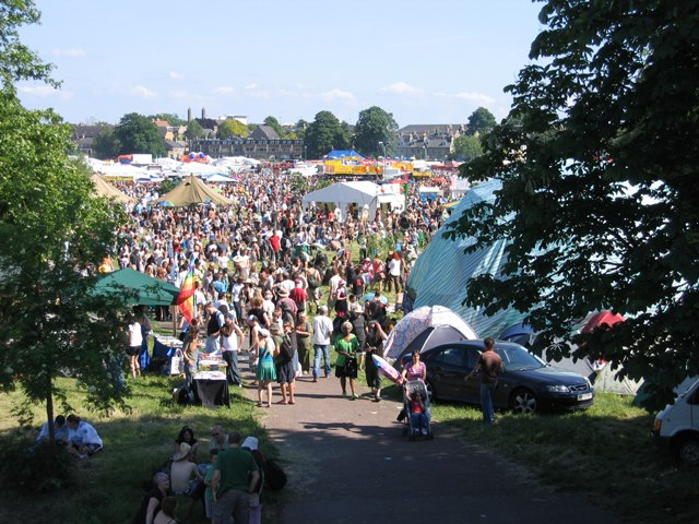 Strawberry Fair 2007, Cambridge - geograph.org.uk - 460832