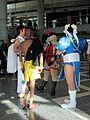 Street Fighter cosplayers at FanimeCon 2010-05-30 1.JPG