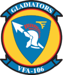 Strike Fighter Squadron 106 (US Navy) insignia 2015.png