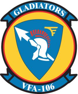 VFA-106 United States Navy aviation squadron based at NAS Oceana, Virginia, USA