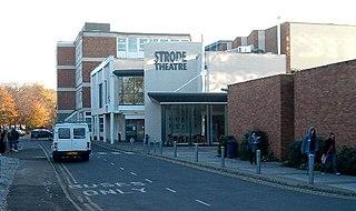 Strode Theatre theatre and cinema in Street, Somerset, England