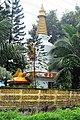 Stupa on BSF Road Salugara.jpg