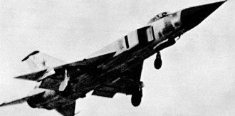 Sukhoi Su-15 - Su-15 Flagon A