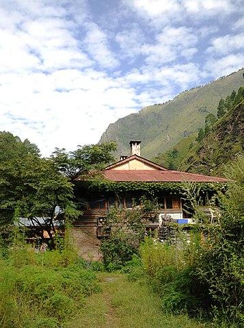 Goshaini Village