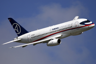 Mount Salak Sukhoi Superjet 100 crash