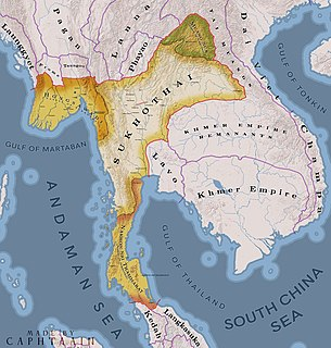 Sukhothai Kingdom Kingdom in north central Thailand (13th-15th century)
