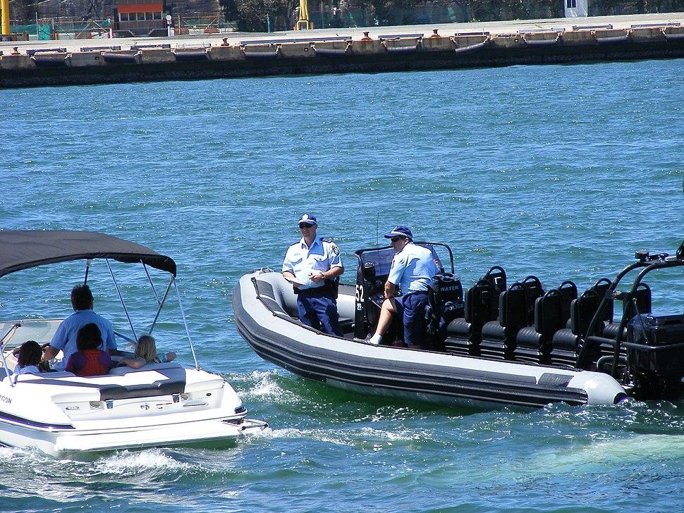 Sydney water police1