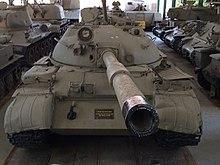 T-62 - Wikipedia
