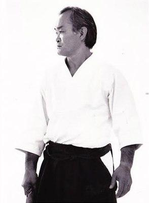 Kazuo Chiba Japanese aikidoka