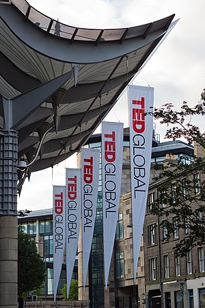 TED (conference) - TEDGlobal 2012 at the Edinburgh International Conference Centre