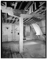 THIRD FLOOR, SOUTH CENTRAL BIN ROOM - Mount Healthy Mill, Covered Bridge Road, Mount Healthy, Hamilton County, OH HAER OHIO,31-MOUH,1-15.tif