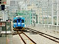 TRA EMU608 leaving Zhuzhong Station 20120815.jpg