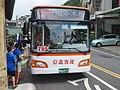 Taipei Bus KKA-2717 on Jing'an Rd. Sec.2 20190914.jpg