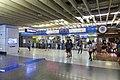 Taiwan Railways Banqiao Station Gate 2016.JPG