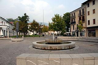Tarcento Comune in Friuli-Venezia Giulia, Italy