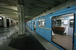 Tashkent Metro Wikipedia