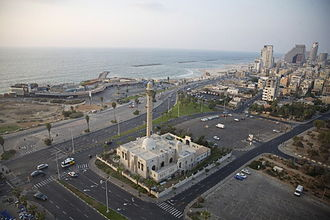 Hassan Bek Mosque - Image: Tel Aviv Mosque