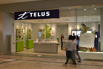 Telus - TELUS at Hillcrest Mall