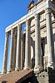 Temple of Antoninus and Faustina - Rome, Italy - DSC01560.jpg