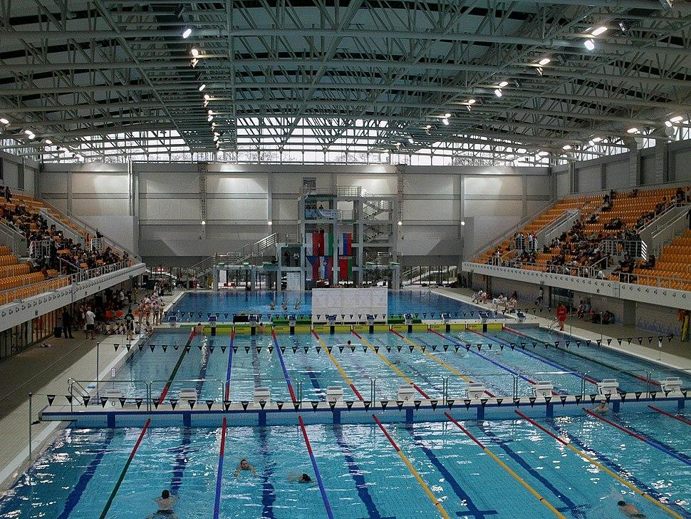 Termy Malta%C5%84skie - basen sportowy