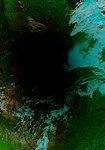 Terra (satellite) MODIS - Solar eclipse of 2017 August 21.jpg