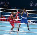 Teymur Mammadov vs Valentino Manfredonia at the 2015 European Games (Final).jpg