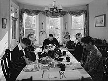 Thanksgiving grace 1942.jpg