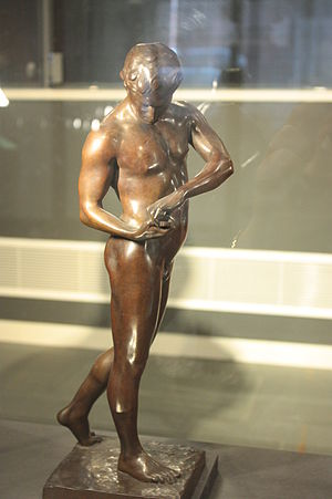 R. Tait McKenzie - The Athlete c. 1903