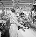 The British Cotton Industry- Everyday Life at a British Cotton Mill, Lancashire, England, UK, 1945 D25995.jpg