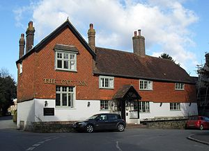 West Hoathly - The Cat Inn