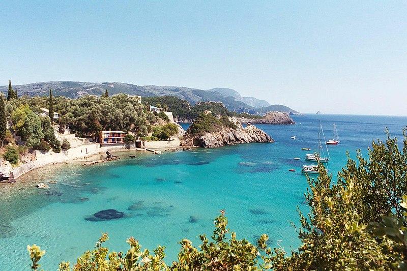 Vé máy bay giá rẻ đi Corfu Hy Lạp