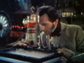 The Curse Of Frankenstein (1957) trailer - Peter Cushing experimenting 1.png
