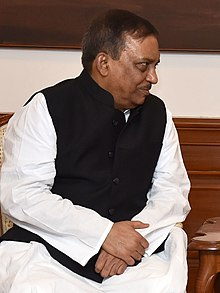 The Home Minister of Bangladesh, Asaduzzaman Khan.jpg